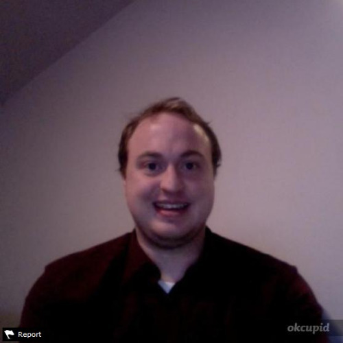 OK Cupid User:  Shem4Short   22 / M / Straight / Single  North Brunswick, New Jersey    My self-summary   Hey ladies! The name's Shem. I'm an expat from Montreal…go Canadiens! I'm currently living in New Jersey taking care of business and looking to meet some new people.    What I'm doing with my life   Well, I'm currently working random jobs during the day, taking adult ed classes at night. Some of these jobs include light landscaping, grocery shopping for an elderly neighbor, and I have also participated in numerous medical, food and cosmetic studies. Also, I am FINALLY very close to getting my GED. Things are looking up for Shem!    I'm really good at   Well, I've been told that in the face of adversity, I always play by the rules, and tow the line. I'm a great listener, and I keep my opinions to myself. I make great use of rec time, making the best of every moment.    The first things people usually notice about me   I have really expressive eyes. People can usually tell what I'm thinking just by looking at my eyes! I also have a bit of a belly.    Favorite books, movies, shows, music, and food   Well, my favorite books include The Da Vinci Code, Don't Sweat The Small Stuff, The Far Side by Gary Larson.   My favorite movies are Crash, Avatar, Mr. & Mrs. Smith, Back to the Future, Ocean's 11/12.   I love karaoke, all types.   My favorite foods are hamburgers, cheeseburgers, pasta, french fries, fruits, veggies and some ethnic foods.   Television shows aren't a category but I watch a lot of TV. I really love Hockey Night, Hercules: The Legendary Journeys, Xena: Warrior Princess, Family Guy, The Cleveland Show, American Dad, I Love Lucy, Prison Break, Oz, and Dragnet (classic!)    The six things I could never do without   1. ACER notebook computer 2. A deck of cards 3. Shopping list 4. Pen 5. A second chance 6. ???    I spend a lot of time thinking about   Old friends and family members I have not kept in touch with.    On a typical Friday night I am   Doing an odd job or sleeping in my comfortable bed.    The most private thing I'm willing to admit   Well, I'll be honest, I was recently paroled. I still have trouble managing my anger from time to time and its hard to meet ladies with a court ordered 8 pm curfew, but I'm doing the best i can to put my life back together.    I'm looking for   • Girls who like guys • Ages 18-26 • Near me Who are single • For new friends    You should message me if   Well, I'm Shem, take it or leave it!