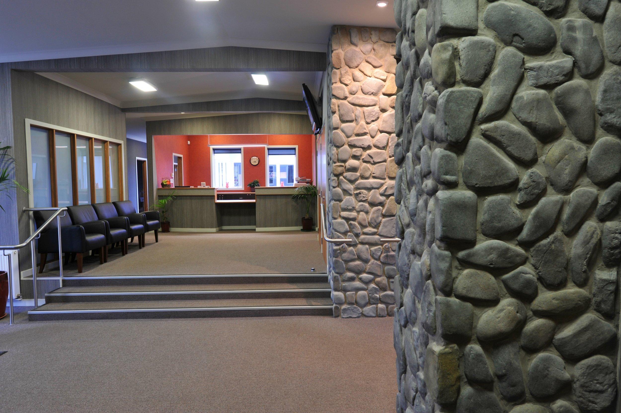 Longford Intermediate School Administration Block Remodel 2008_Pict03.JPG