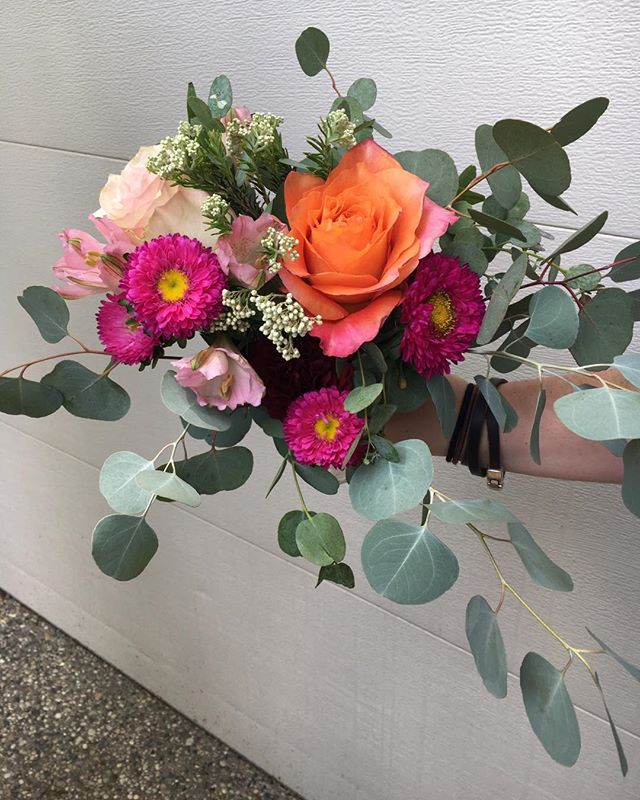 Bouquet Happiness!#infullbloom #bouquets #brides #flowers