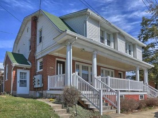 Rental Property #1 - Central PA 4-plex!
