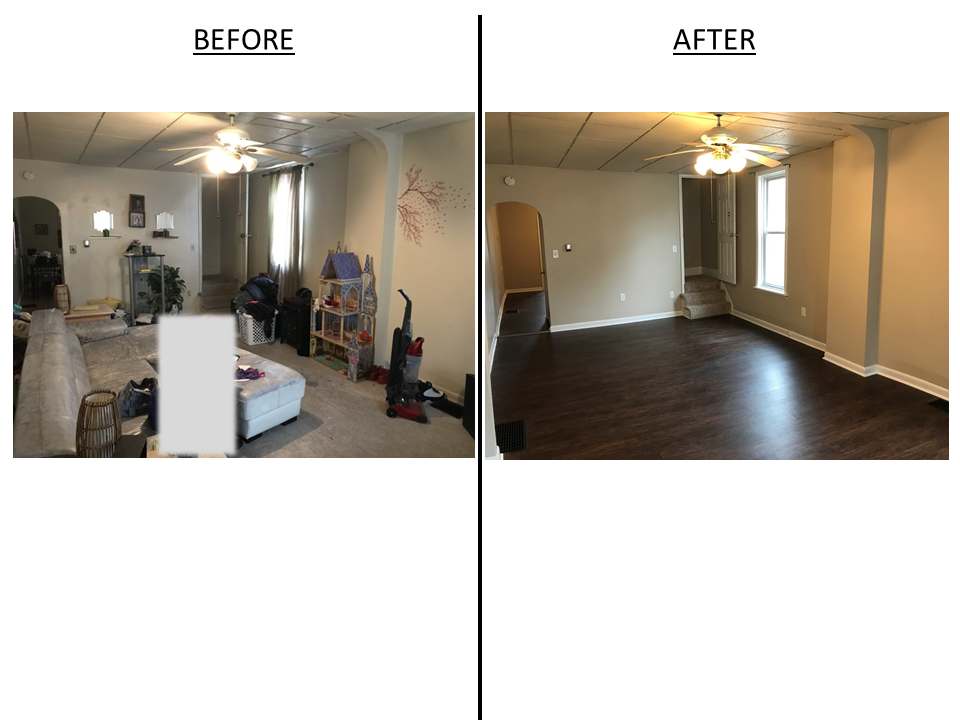 Right Side - Living Room