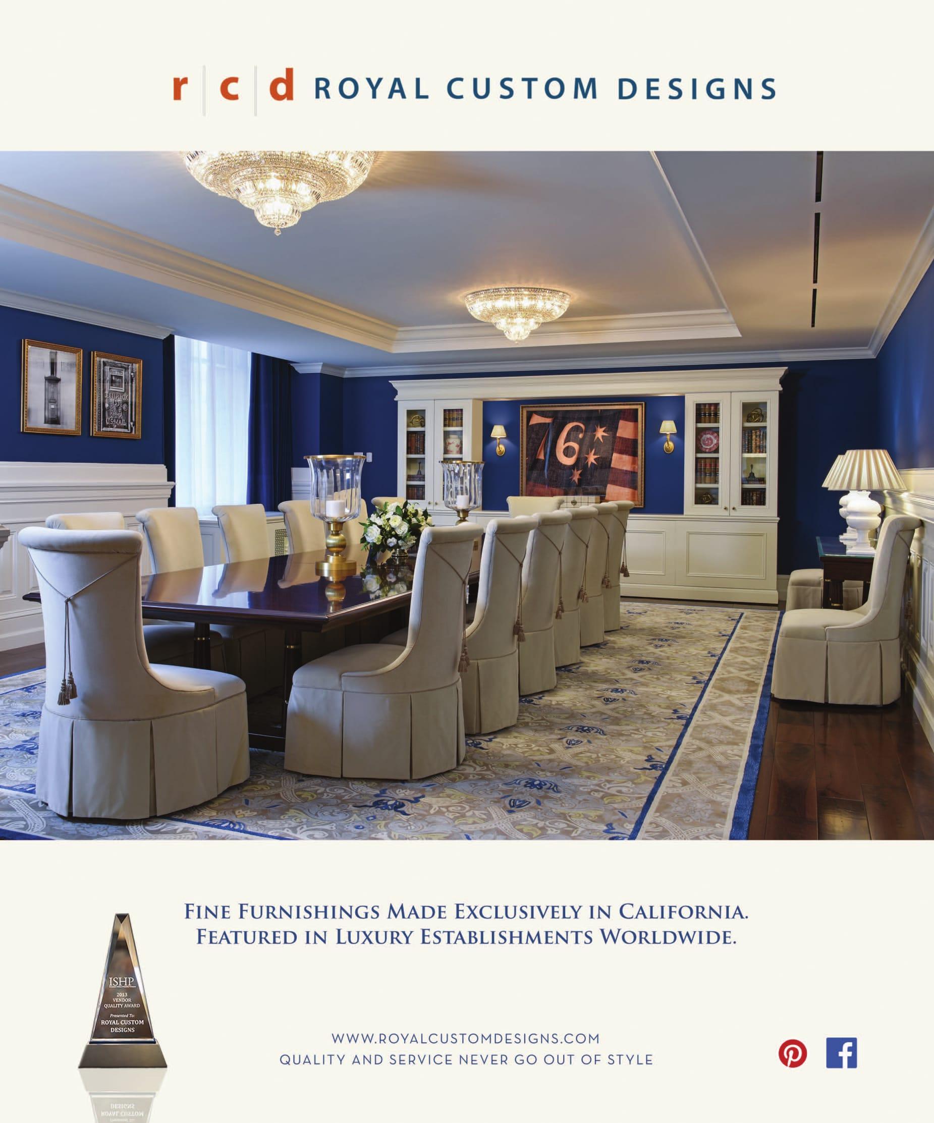 Hospitality Design January 2017