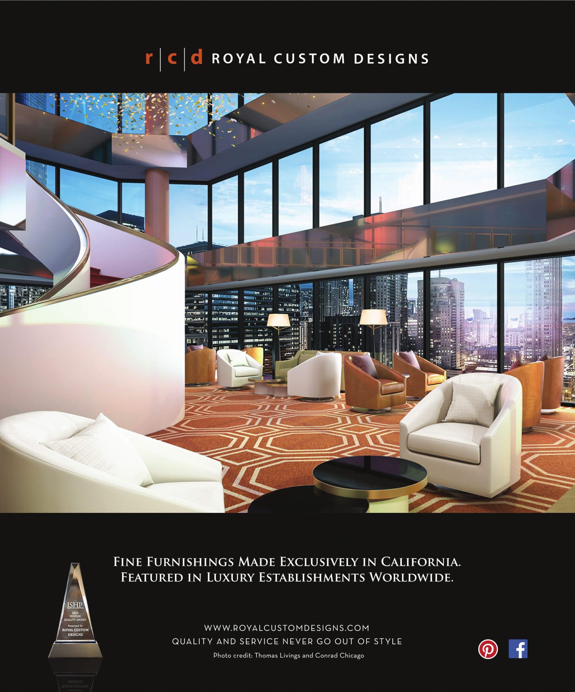 Hospitality Design November 2016