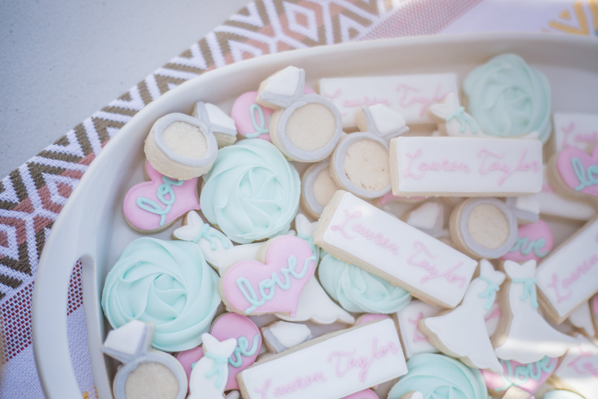 It's fun to see your brand (and name!) come to life in COOKIES!