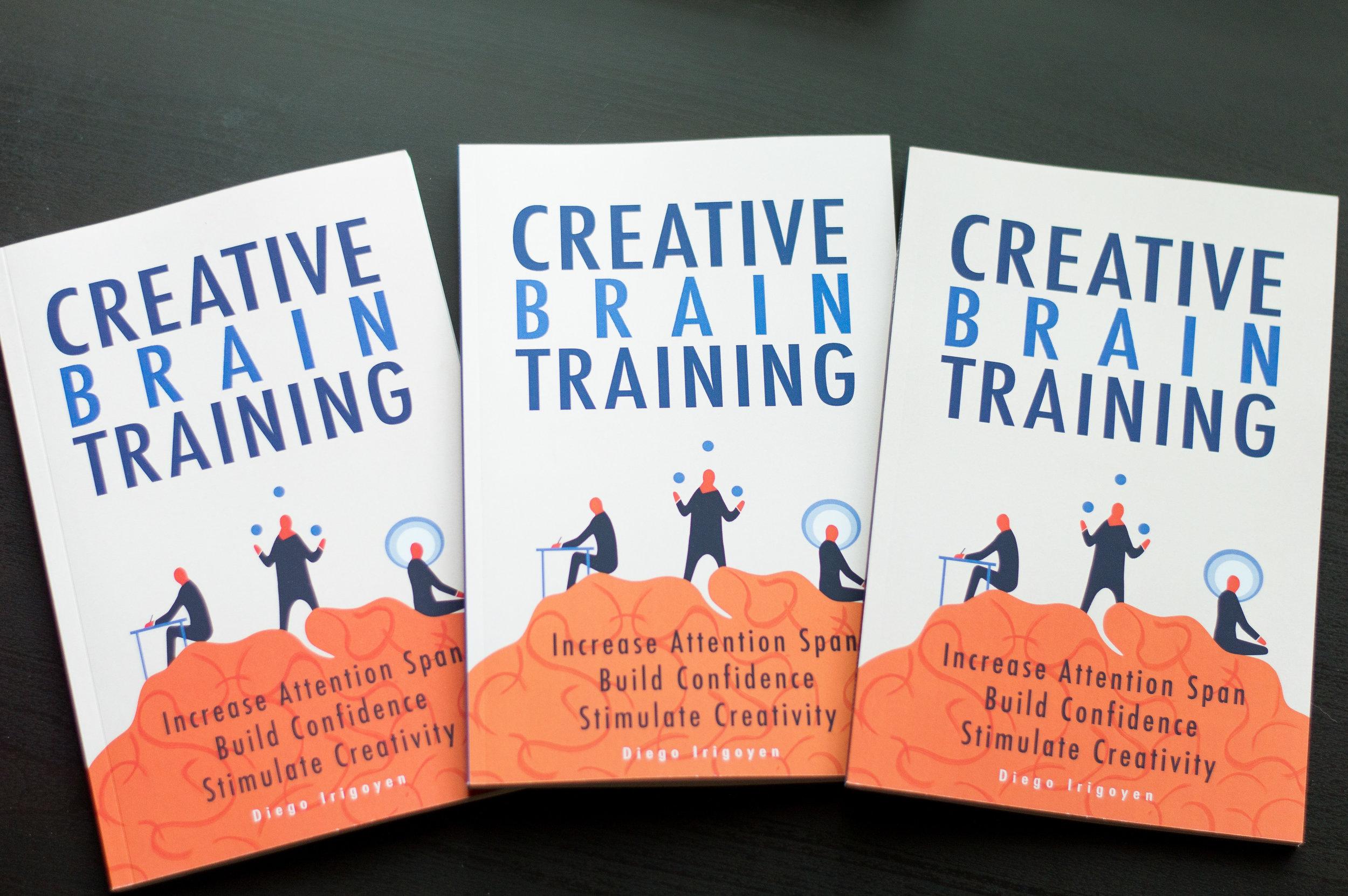 Enhance your Handwriting withCreative Brain Training -