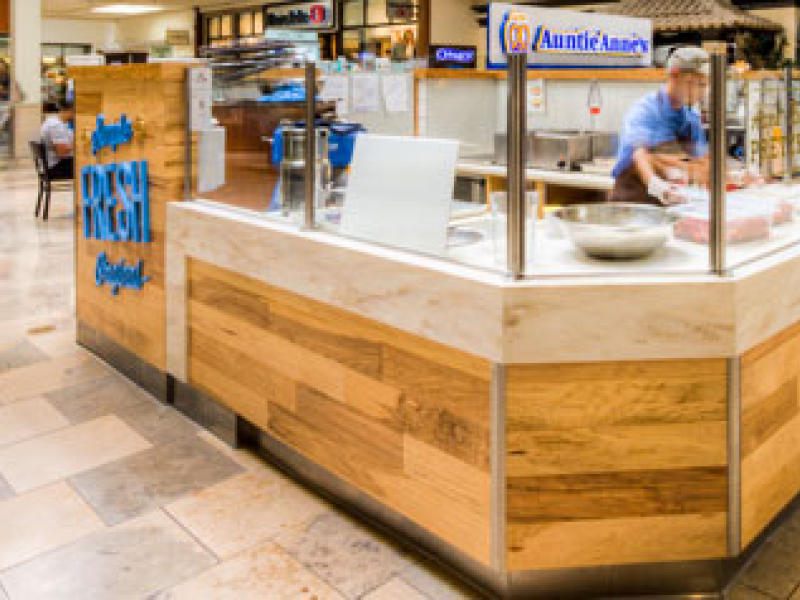 Auntie Anne's at North Star Mall