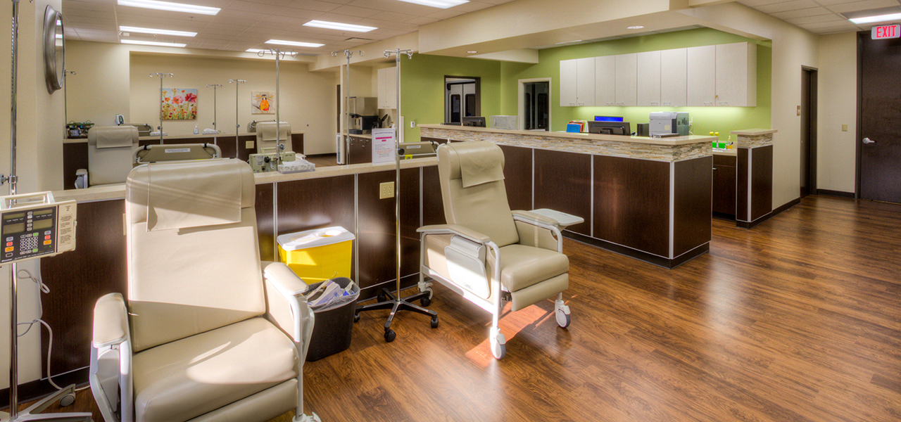 Interiors   US/TX Oncology   See Project
