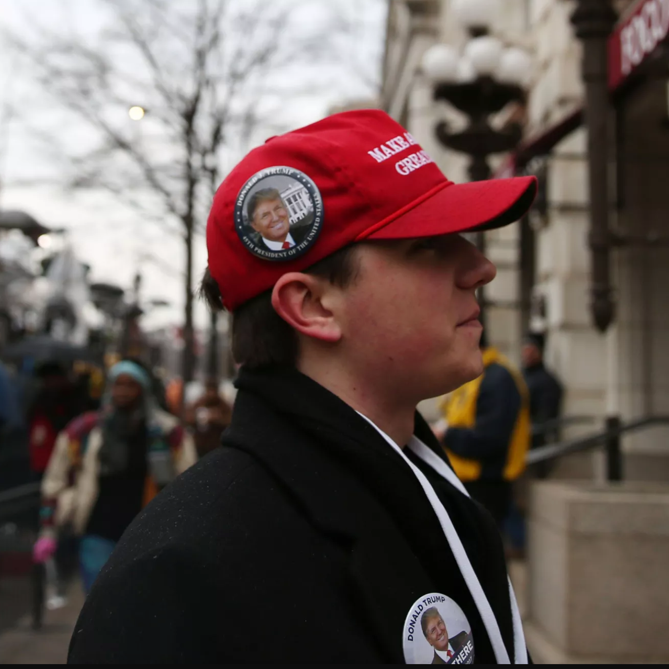 MAGA Hats Are the Newest Form of Pre-Teen Rebellion - Racked