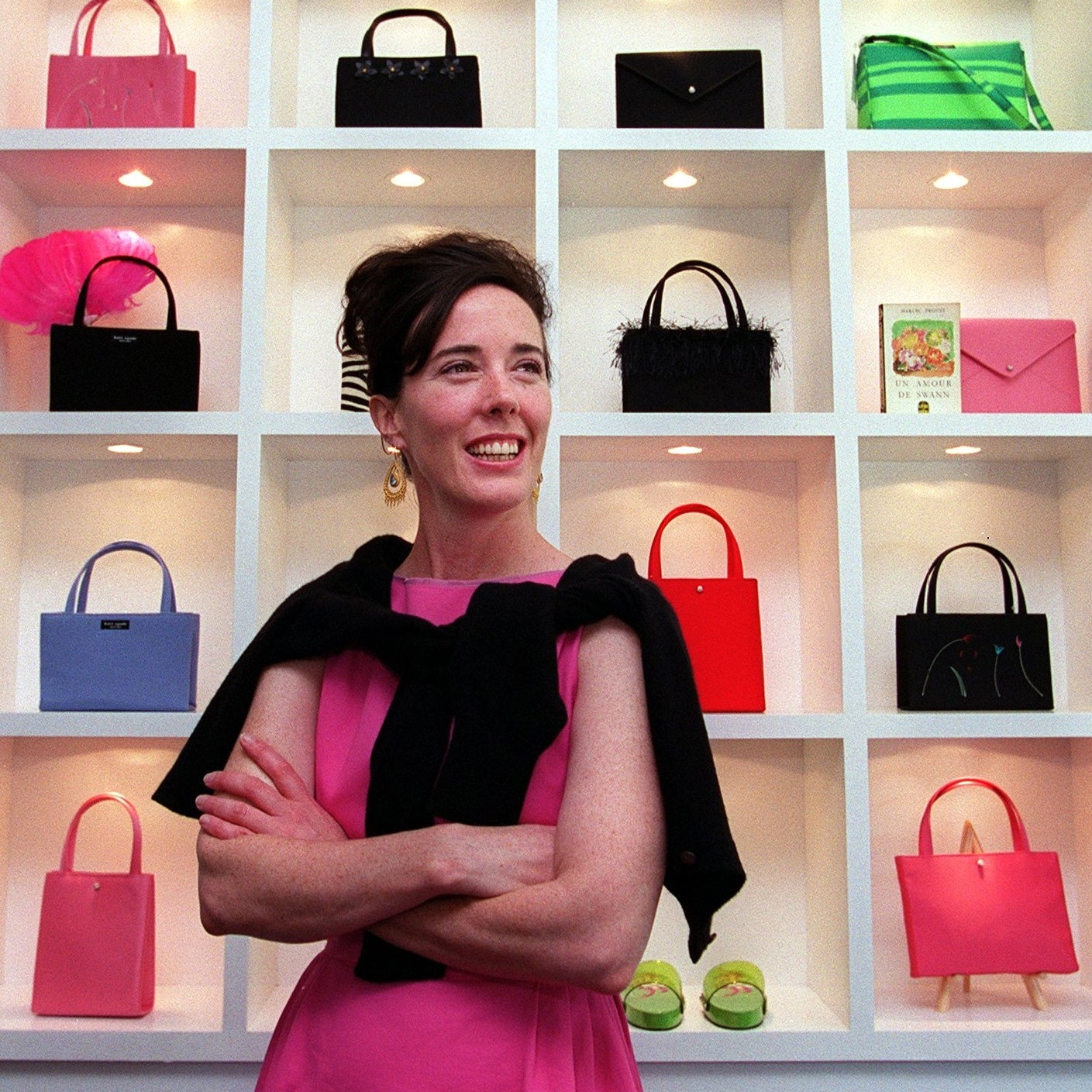 What Kate Spade Modeled For Young Women — And Their Moms - CNN