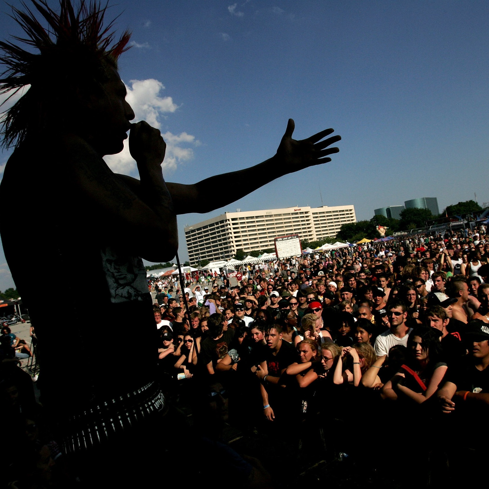 How Warped Tour Led the Consumerist Music Festival Revolution - The Goods