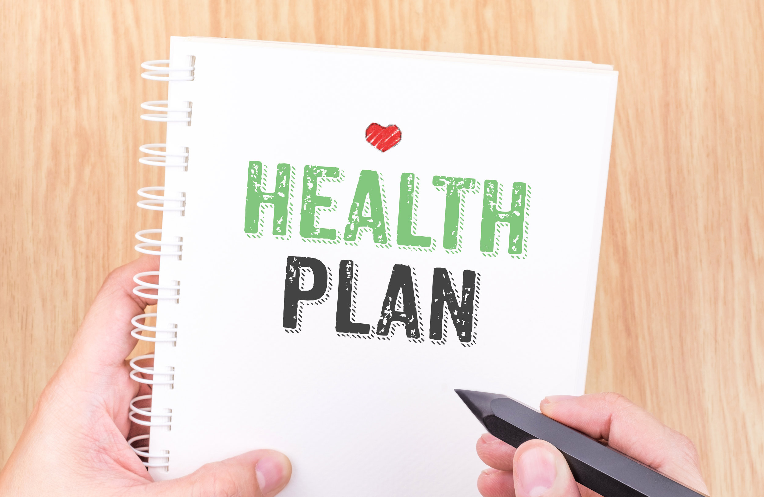 Daily Health Plan at the Holistic outpatient counseling center for drug and alcohol addiction, substance abuse and mental health counseling in Miami, Florida.
