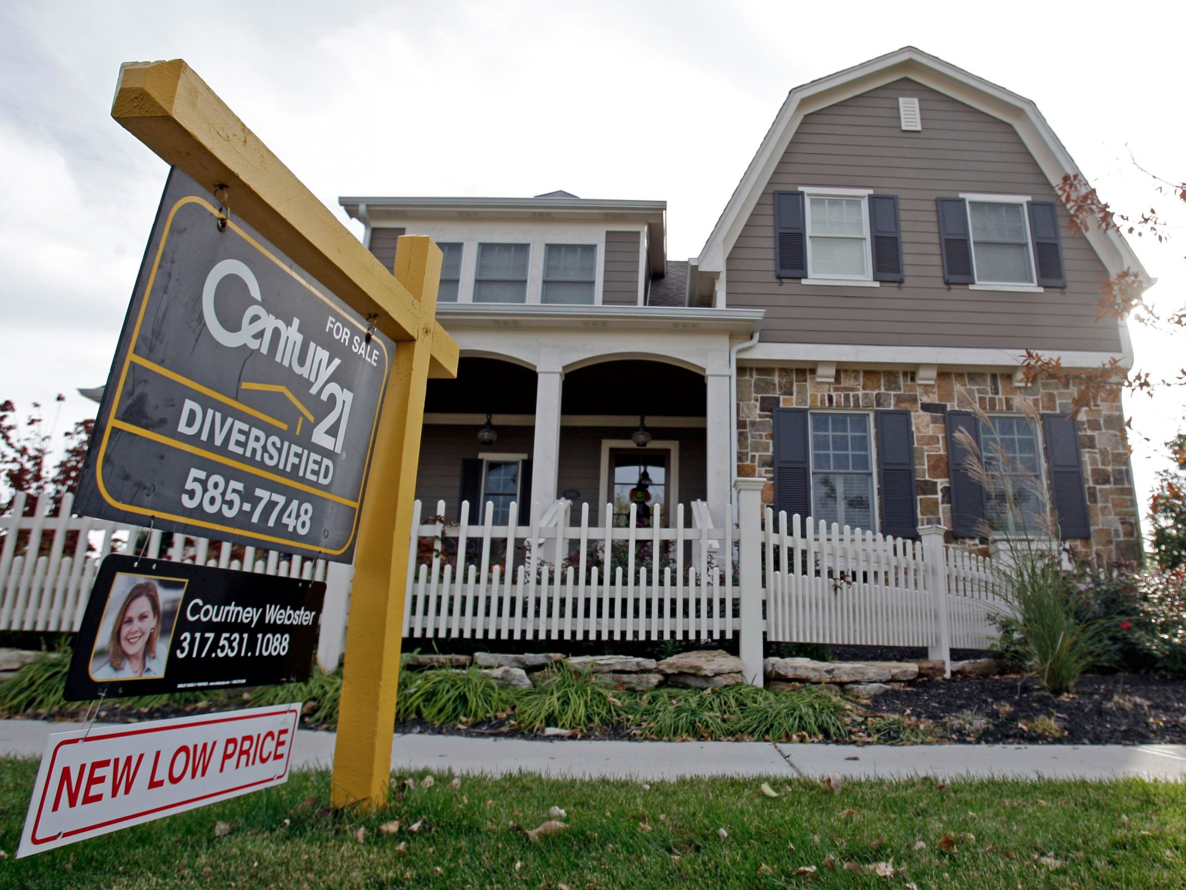 Existing Home Sales update -