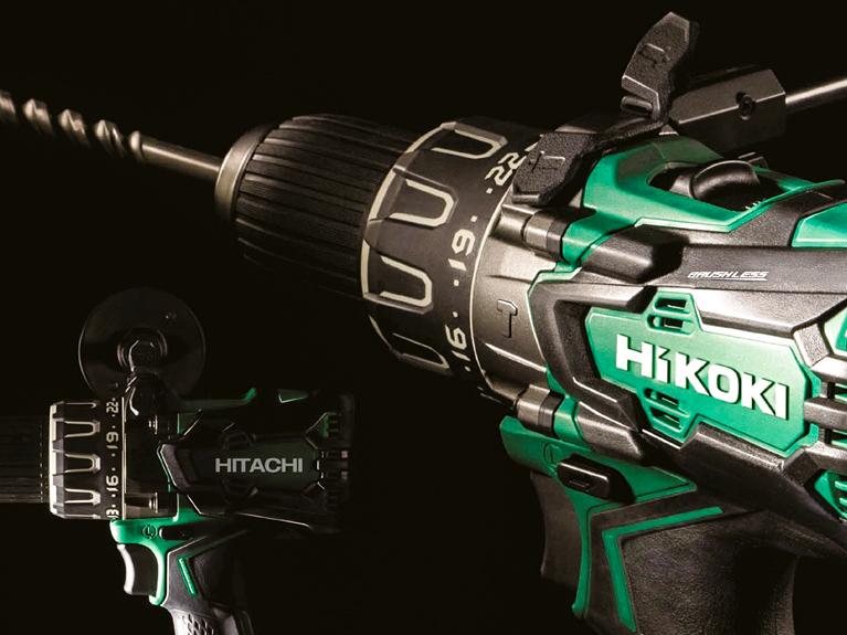 HIKOKI!!! - HITACHI INTRODUCES THEIR NEW BRAND STRATEGY