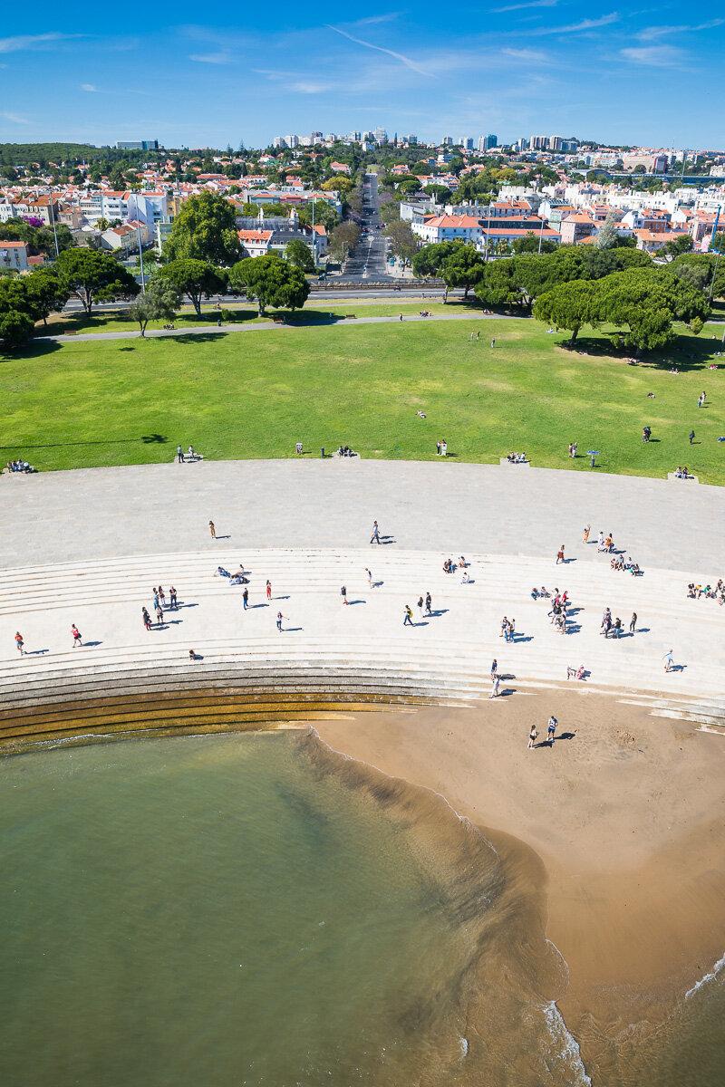 view-from-belem-tower-park-ocean-beach-aerial-torre-vista-photography-travel-europe.jpg