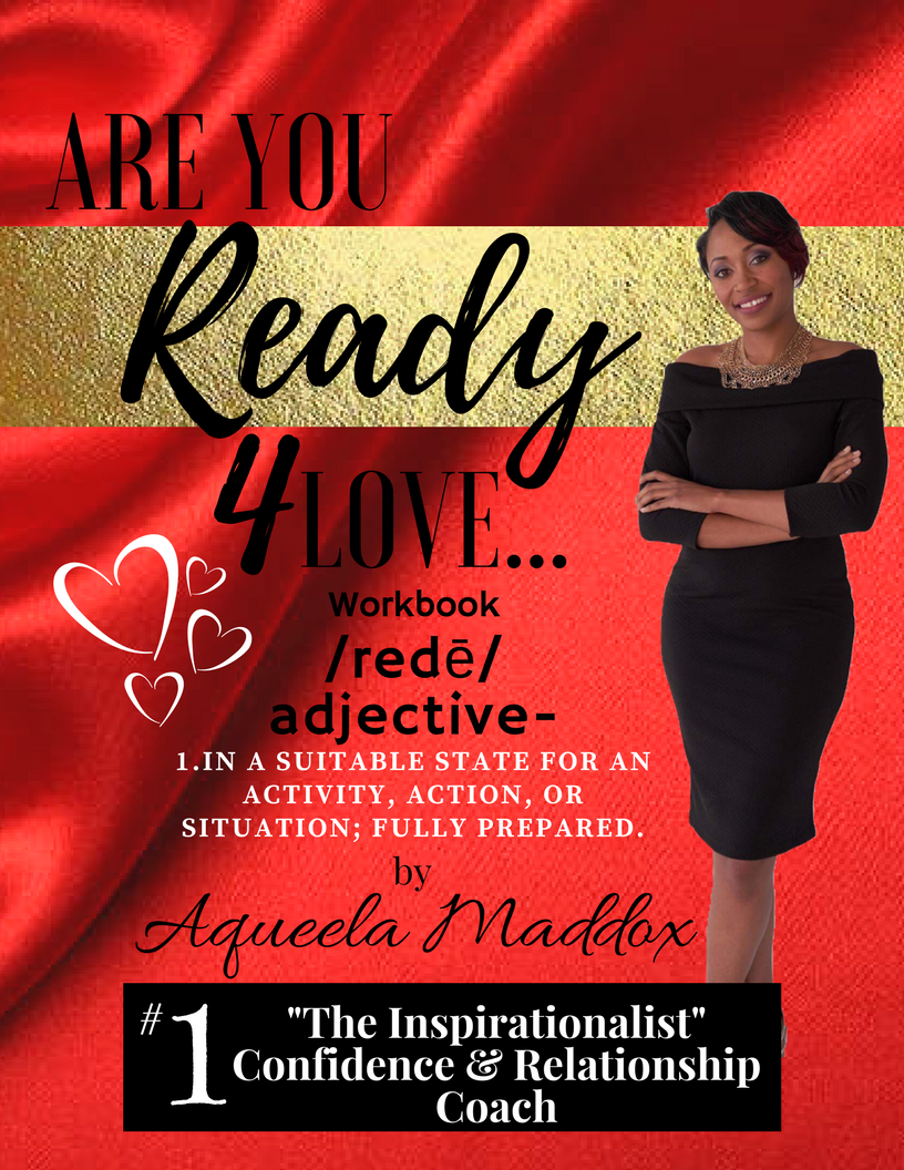 Are You Ready 4 Love Workbook