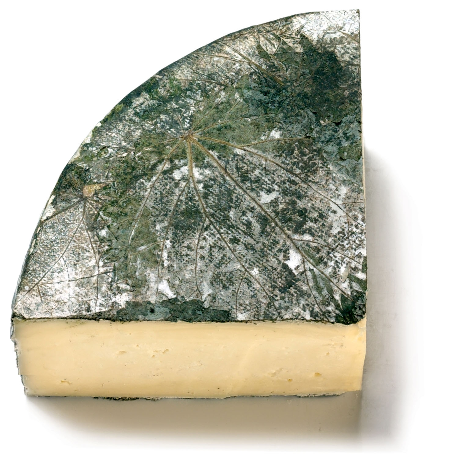 Cornish Yarg (with nettles)