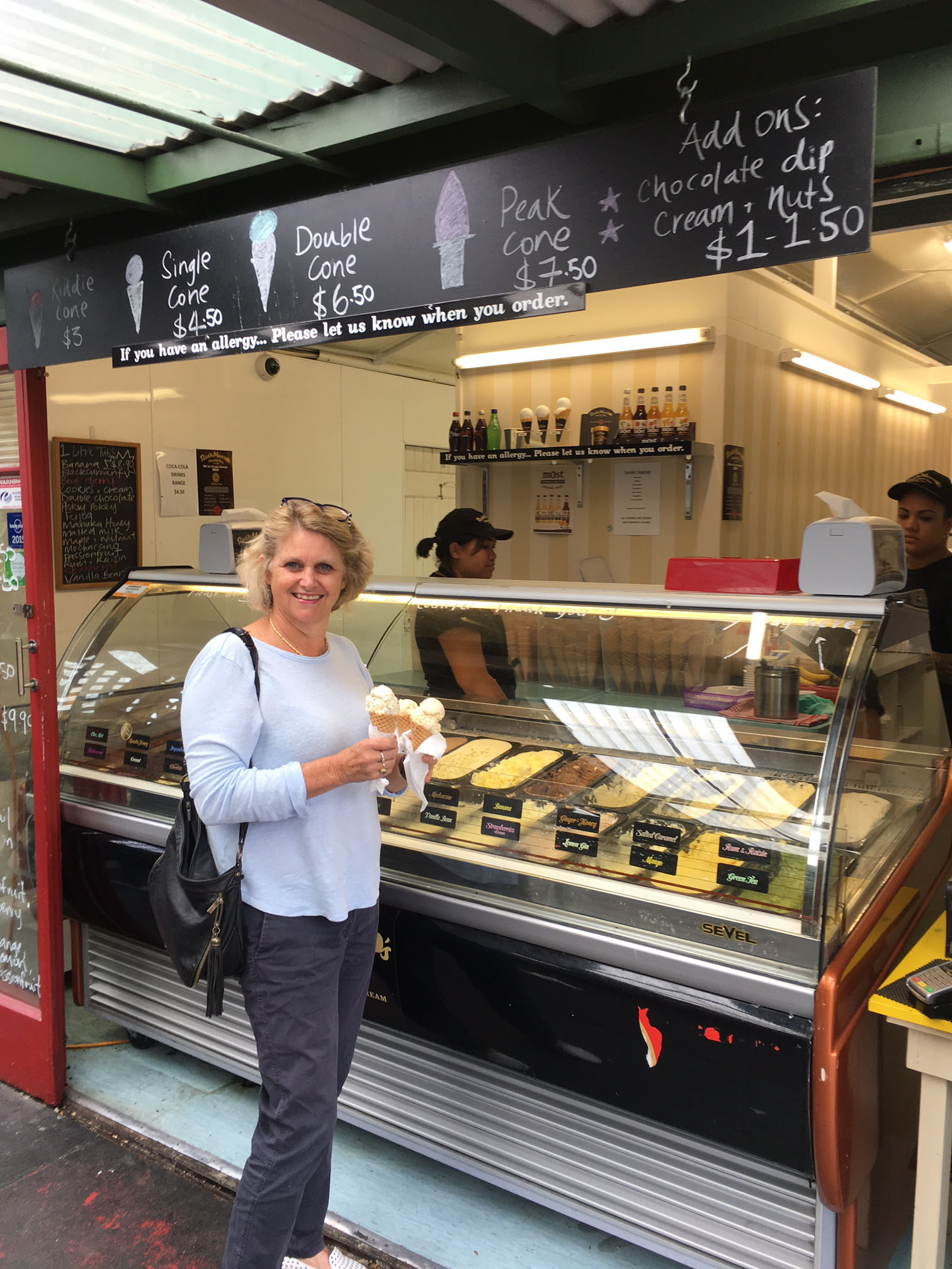 Hunter-Gatherer-Tour-Visits-Rush-Munros-Ice-Cream