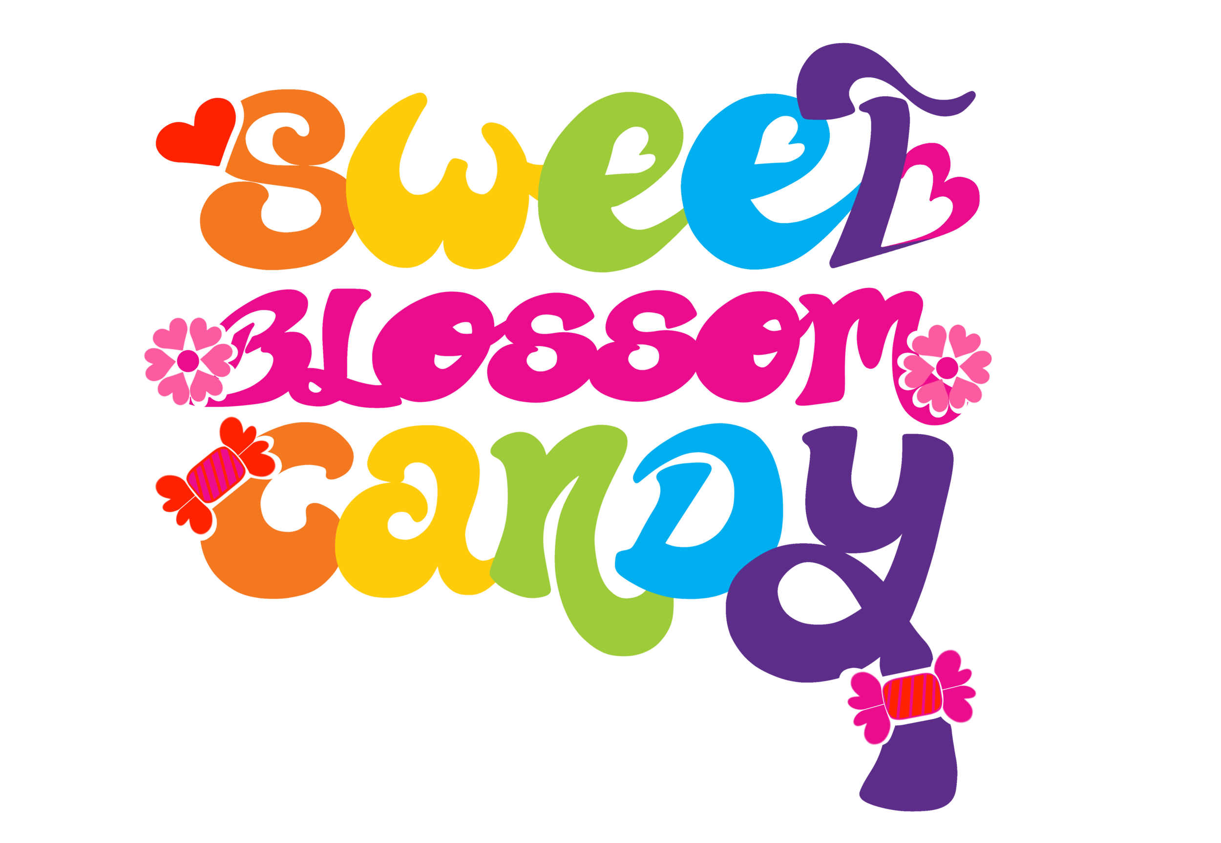 Sweet Blossom Candy