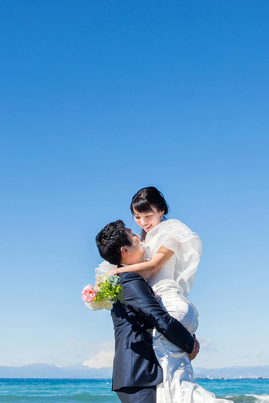TANAKA&saki  2017.2.11 at HAYAMA BEACH