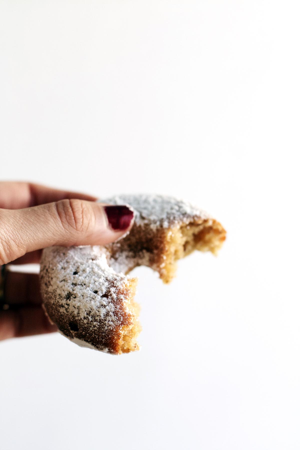 Persimmon Cake Donuts | via Ruby Josephine