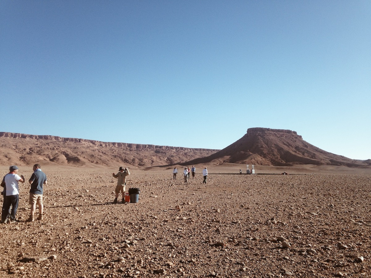 Scenes from Mars / Experiences as Body Double in The Sahara | Ruby Josephine