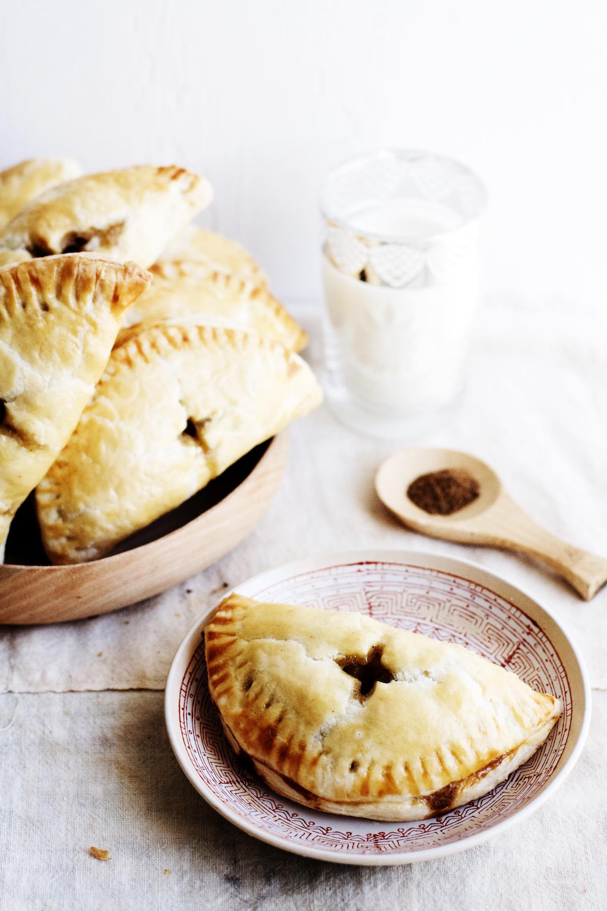 Ras el Hanout Apple Hand Pies | Ruby Josephine