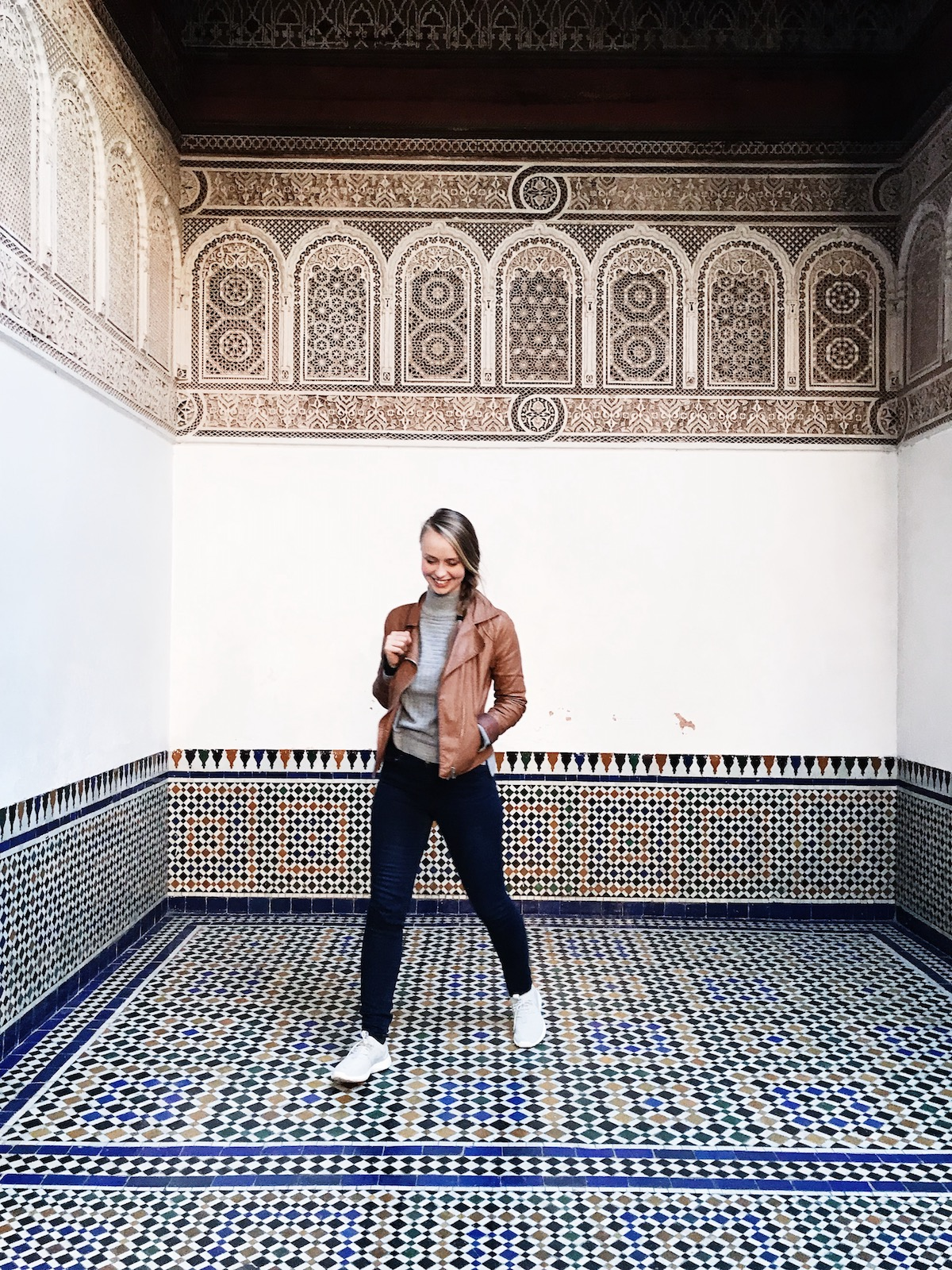 The Solo Traveler's Dilemma | Letting Go + Staying Grateful When Things Are Out of Your Control | Ruby Josephine #Marrakech #solotravel