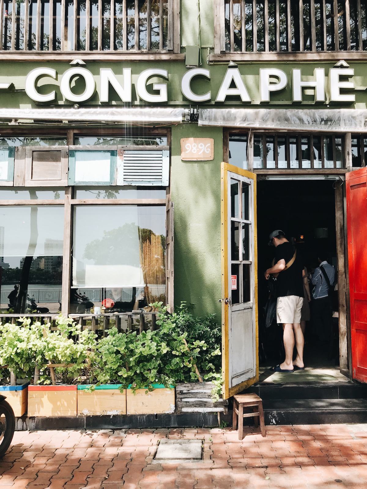 Cong Ca Phe, Da Nang, Best of Vietnam Food + Coffee | Ruby Josephine