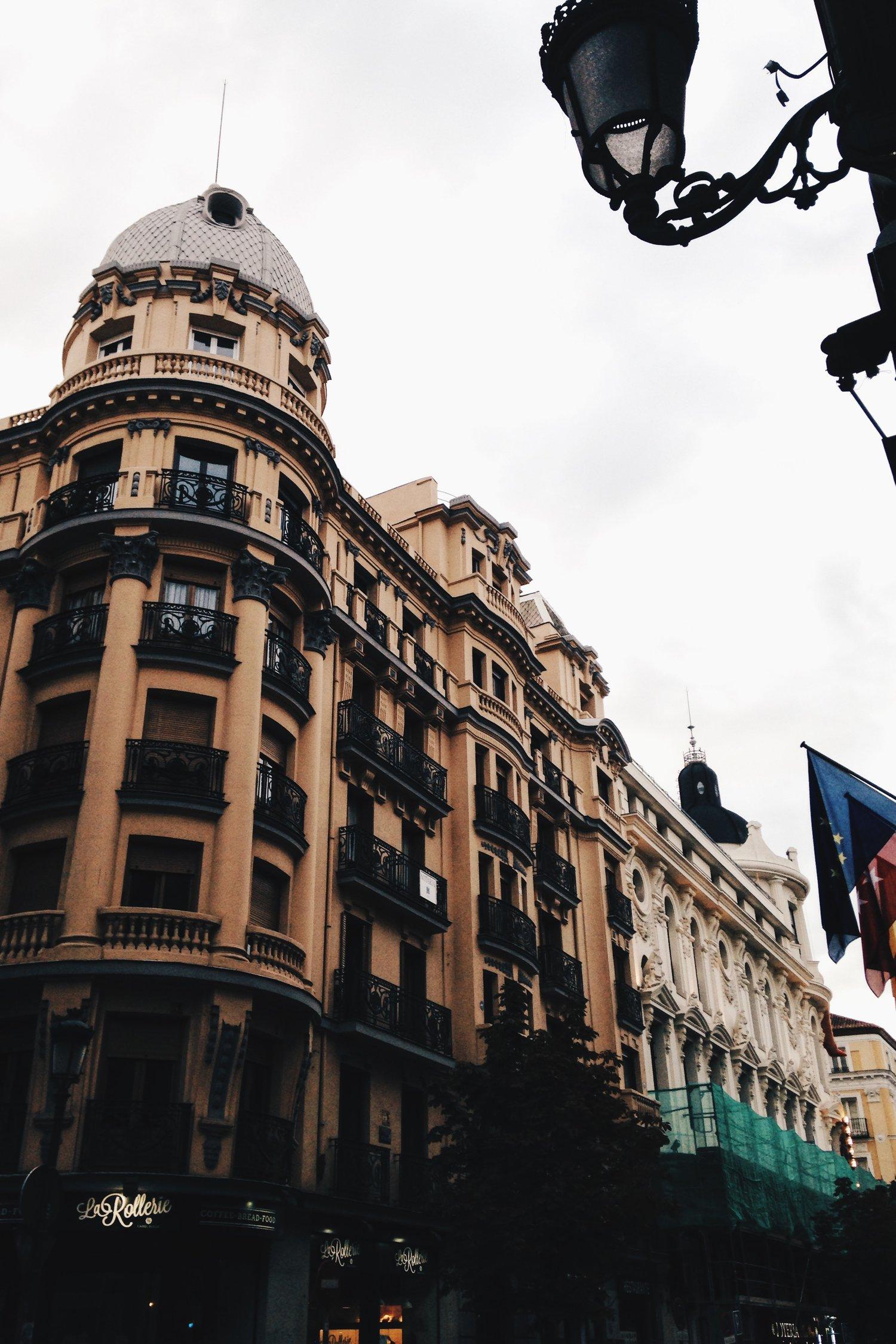 Spain - Madrid, Malaga, Sevilla