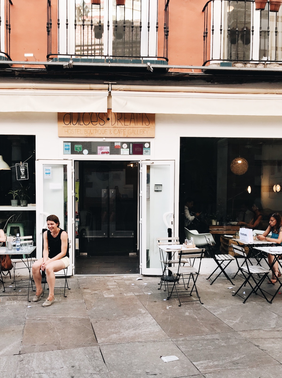 DUlce Dreams Cafe   A Handful of Favorite Cafes + Eats in Malaga, Spain   Ruby Josephine