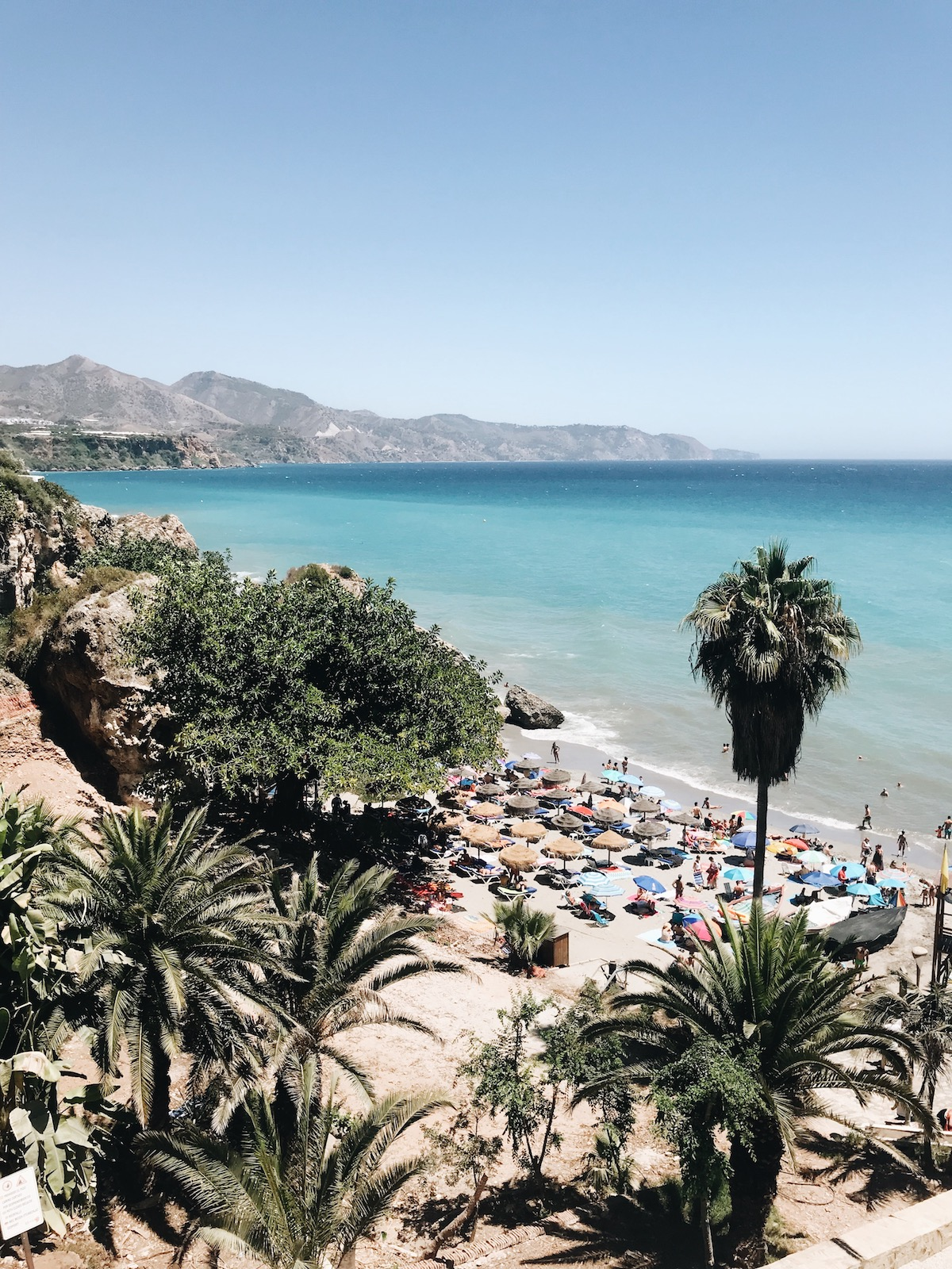 A Handful of Favorite Cafes + Eats in Malaga, Spain   Ruby Josephine