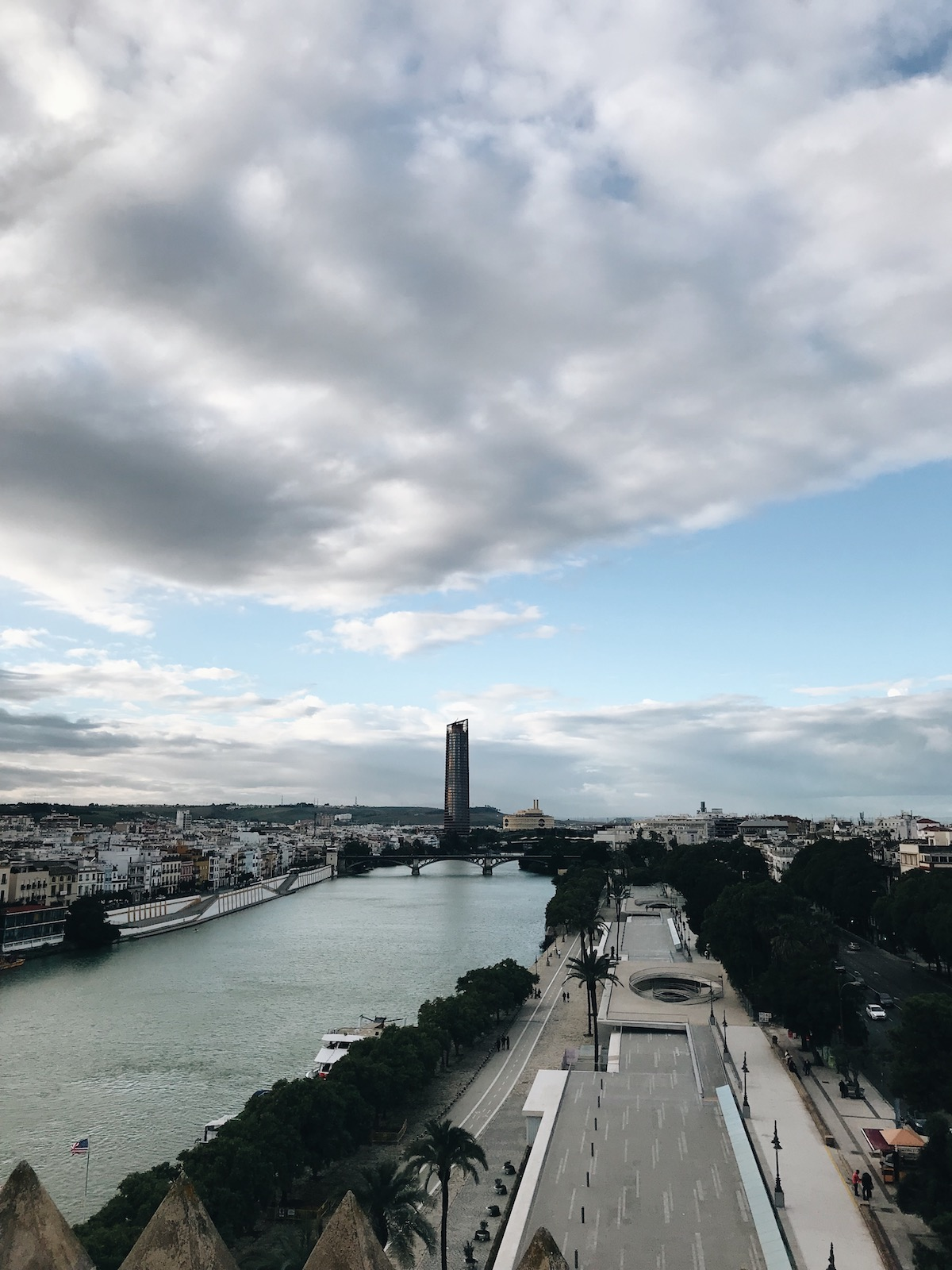 A Long Weekend in Sevilla, Spain | The Most Stunning Sights + Coziest Cafes