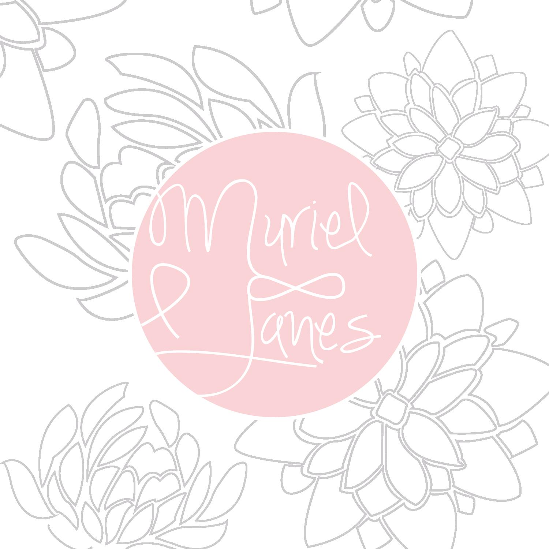Muriel & Janes Logo