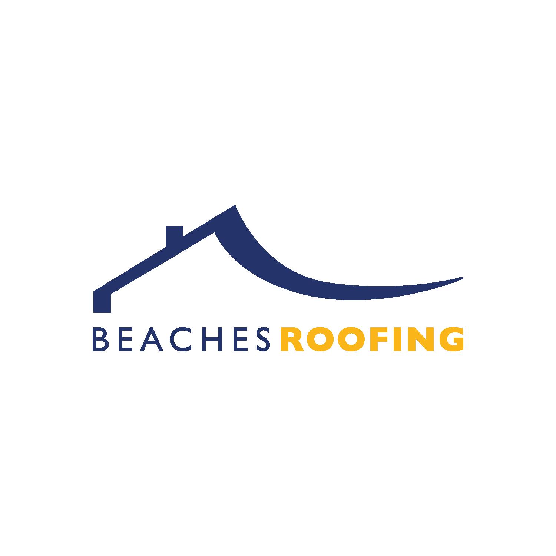 Beaches Roofing Logo