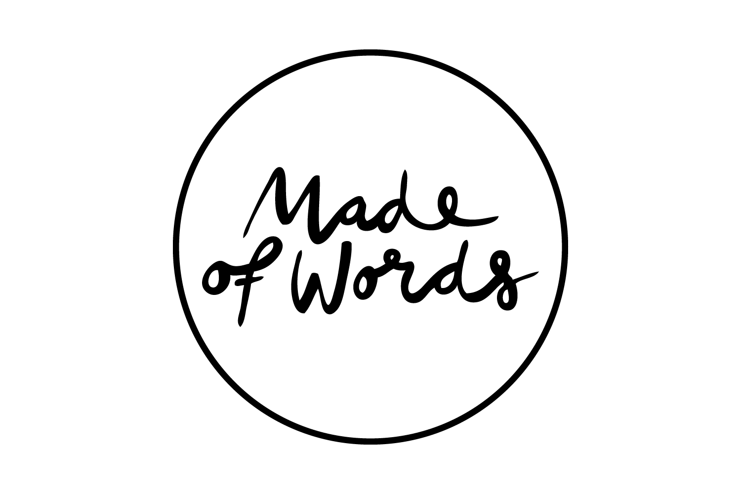 Made of Words Logo