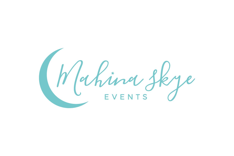 Mahina Skye Events Logo