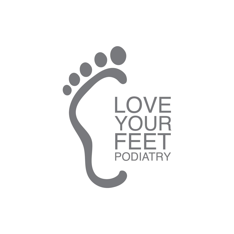 Love Your Feet Podiatry Logo