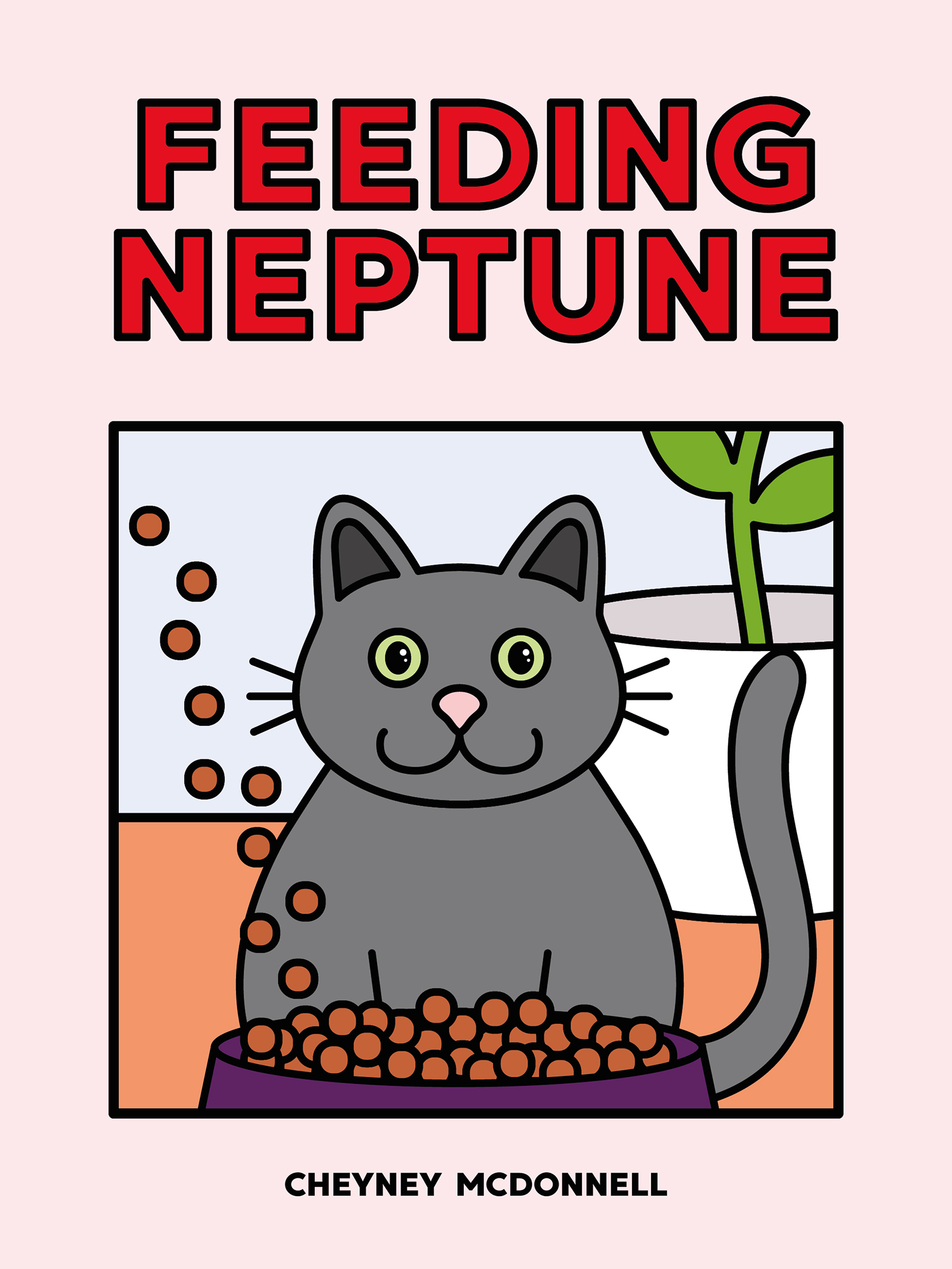 Feeding Neptune - A children's book I wrote and illustrated during a surge of creative energy