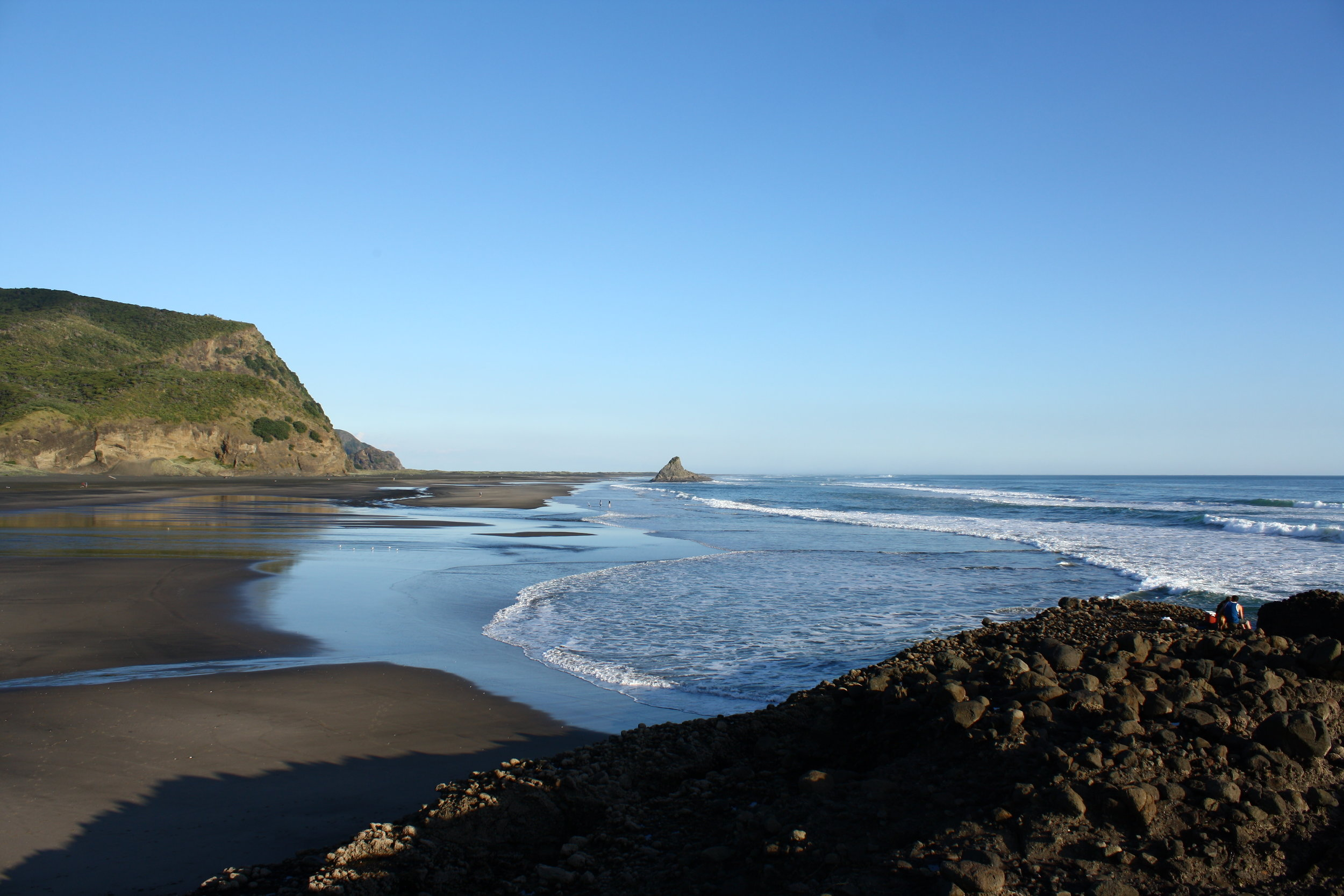 6   Karekare Beach, Huia, West Auckland