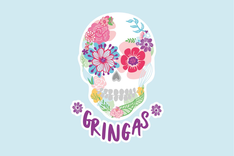 Gringas Logo Design