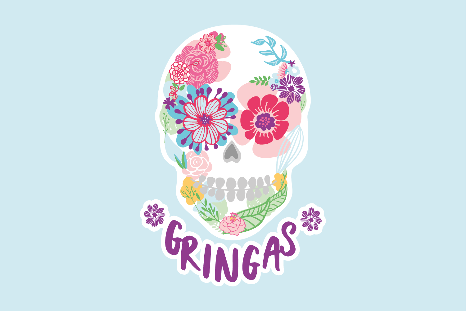 Gringas Mexican-inspired Food Truck