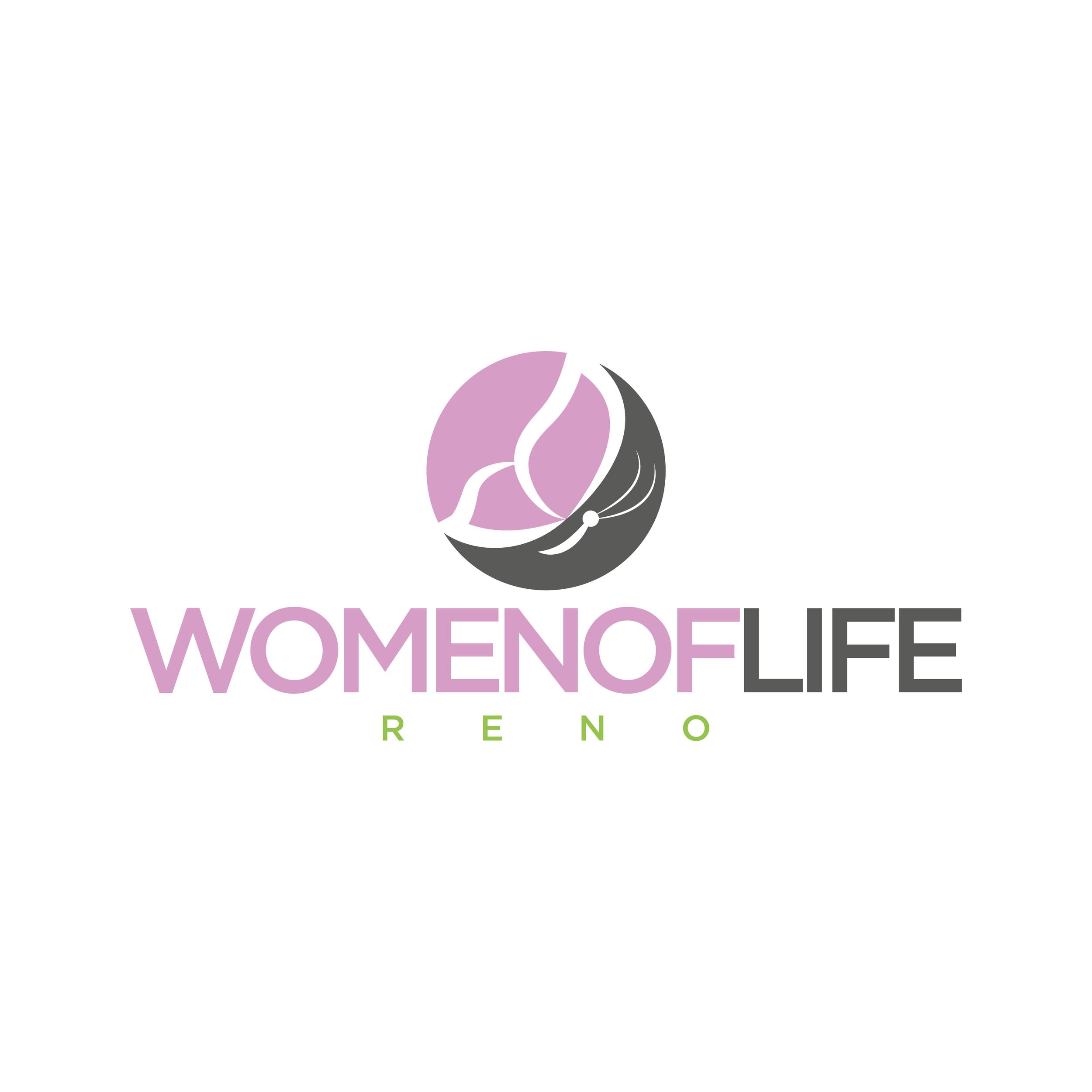Women of Life Logo