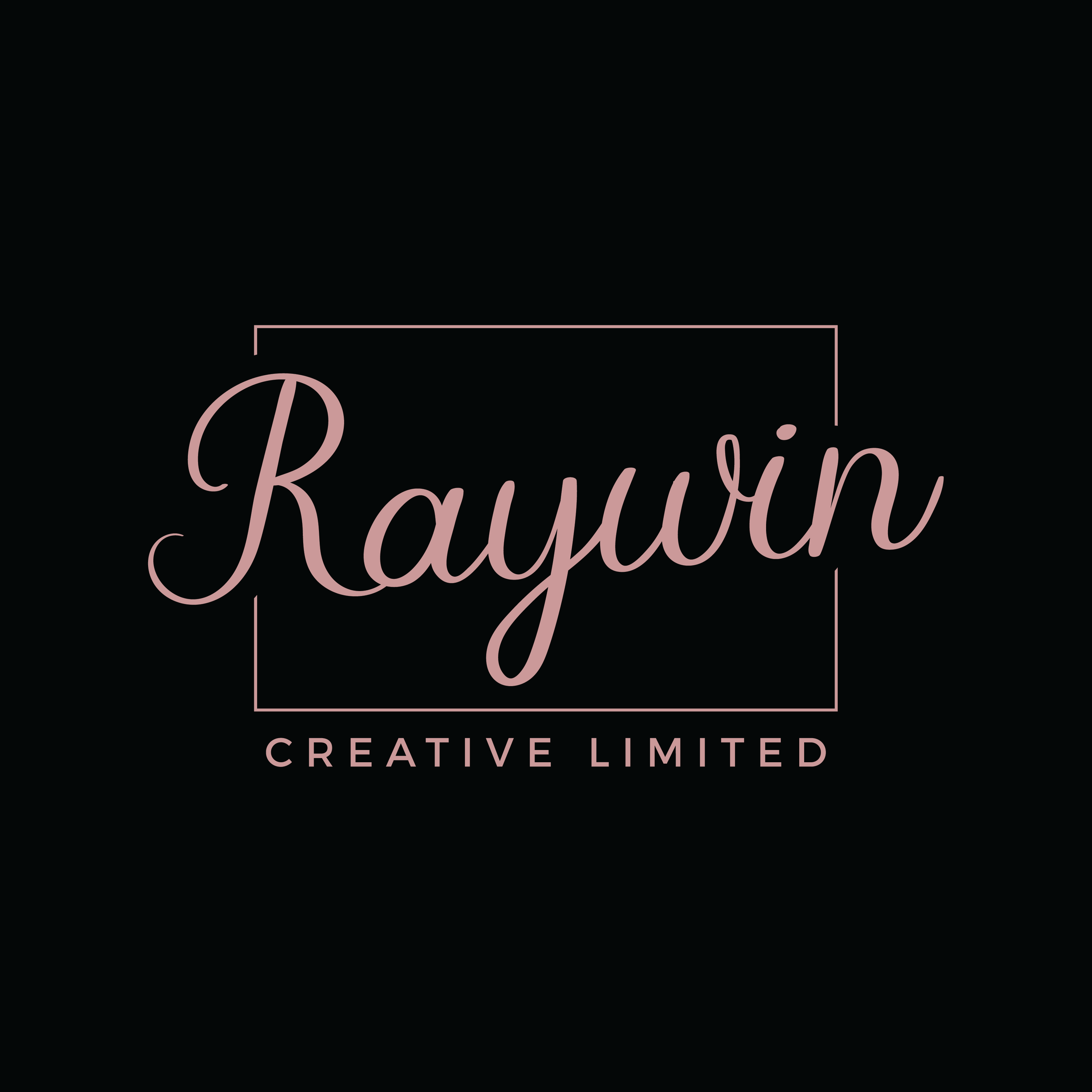Raywin Creative Logo