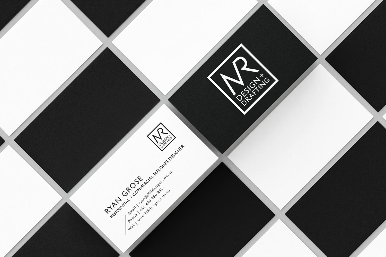 MR Designs Business Card Design