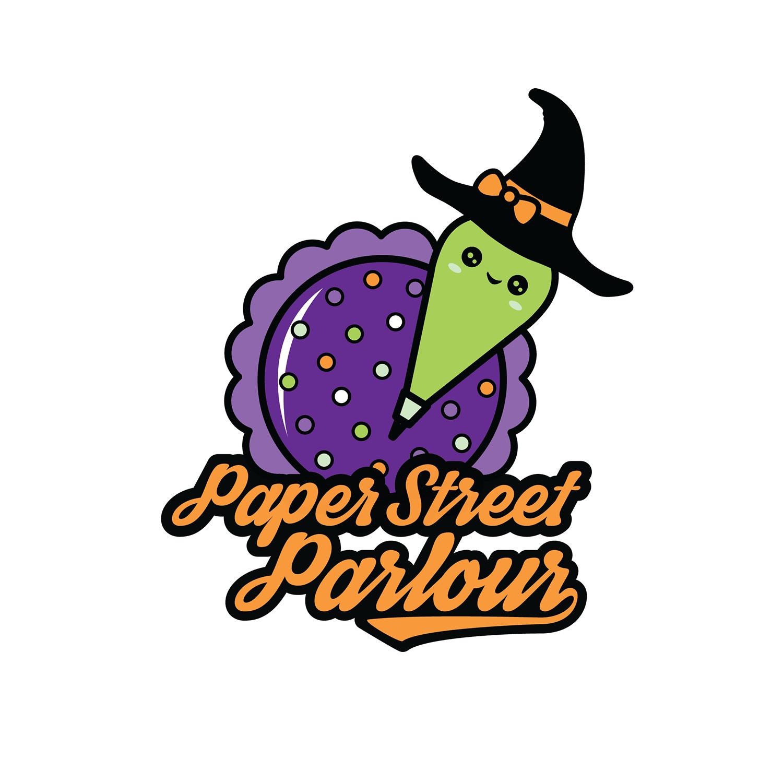 Paper Street Parlour Halloween Logo