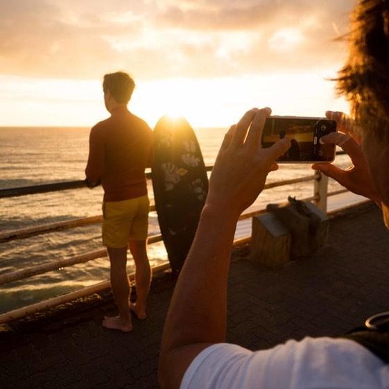 I like spoiling people's sunrise photos. 📷 @morningbondi & 📷 @aquabumps #241 #bumpervs