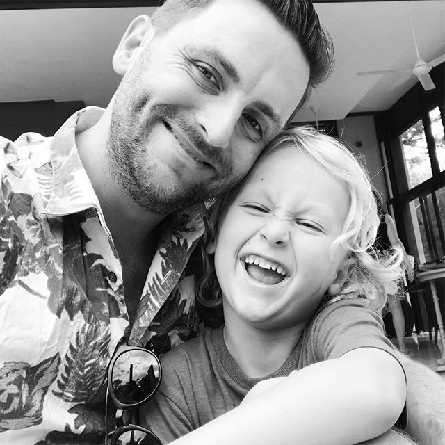 🎈Happy birthday Kingsley! 🎈Kinda pinching myself that you're 7 already, where has that time gone?! Here to another wild ride around the sun together.  Love you kiddo! Xxx