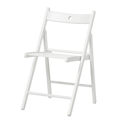 Folding chair - 5€ Day/Unit