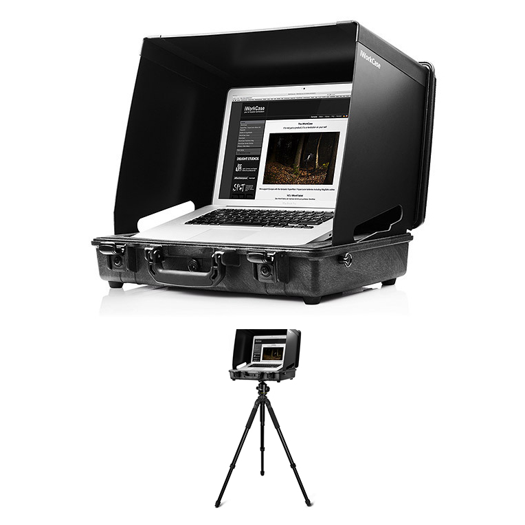 iWorkCase for MacBook Pro 15' and tripod - 40€/Day