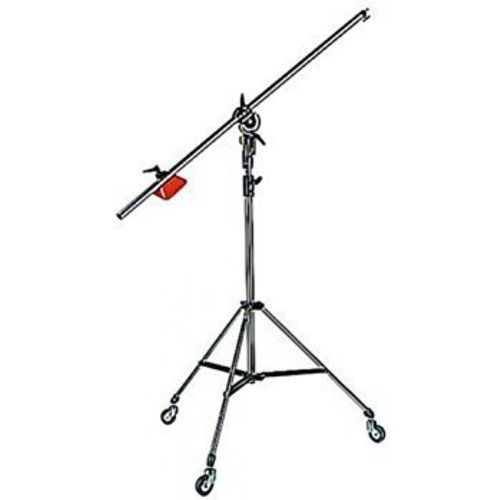 Manfrotto 35A25 Light Boom with 008BU Stand - 20€/Day